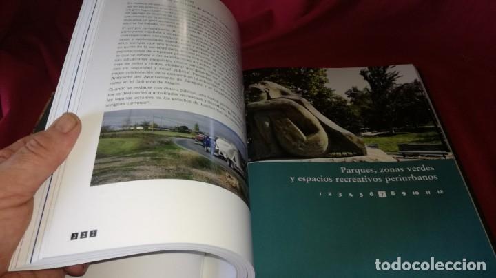 Libros de segunda mano: ZARAGOZA CIUDAD SOSTENIBLE-ESTADO DE LA CUESTION - Foto 9 - 131723358