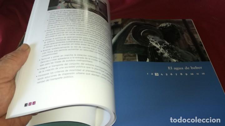Libros de segunda mano: ZARAGOZA CIUDAD SOSTENIBLE-ESTADO DE LA CUESTION - Foto 14 - 131723358