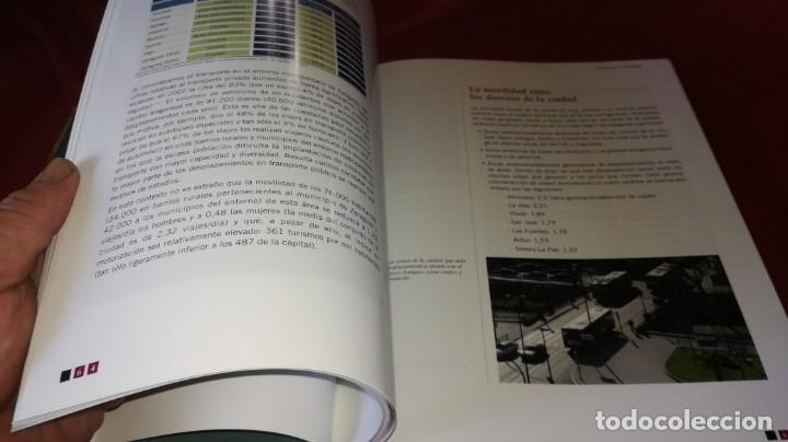 Libros de segunda mano: ZARAGOZA CIUDAD SOSTENIBLE-ESTADO DE LA CUESTION - Foto 16 - 131723358