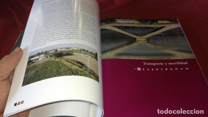 Libros de segunda mano: ZARAGOZA CIUDAD SOSTENIBLE-ESTADO DE LA CUESTION - Foto 17 - 131723358