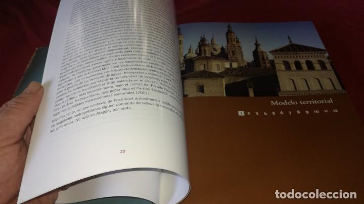 Libros de segunda mano: ZARAGOZA CIUDAD SOSTENIBLE-ESTADO DE LA CUESTION - Foto 19 - 131723358