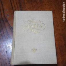 Libros de segunda mano: ITALIA. DORÉ OGRIZEK. EDICIONES CASTILLA. MADRID. 1950.. Lote 131749418