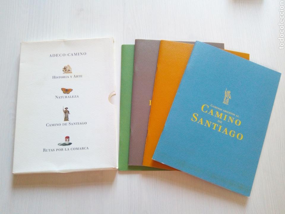 CAMINOS ABIERTOS CAMINO SANTIAGO HISTORIA ARTE NATURALEZA RUTAS BURGOS (Libros de Segunda Mano - Geografía y Viajes)