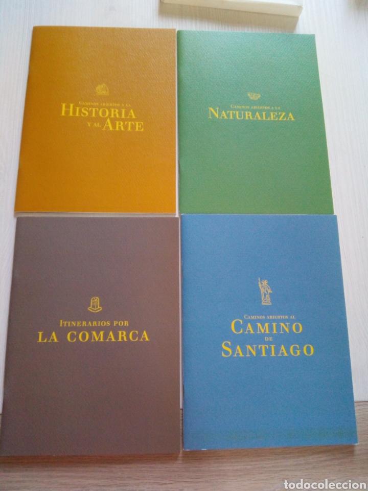 Libros de segunda mano: CAMINOS ABIERTOS CAMINO SANTIAGO HISTORIA ARTE NATURALEZA RUTAS BURGOS - Foto 2 - 132317499