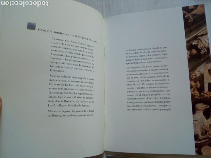 Libros de segunda mano: CAMINOS ABIERTOS CAMINO SANTIAGO HISTORIA ARTE NATURALEZA RUTAS BURGOS - Foto 5 - 132317499
