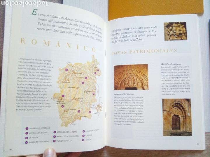 Libros de segunda mano: CAMINOS ABIERTOS CAMINO SANTIAGO HISTORIA ARTE NATURALEZA RUTAS BURGOS - Foto 6 - 132317499