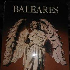 Libros de segunda mano: BALEARES. COLECCIÓN TIERRAS DE ESPAÑA. VARIOS AUTORES. NOGUER. 1974.. Lote 132946438