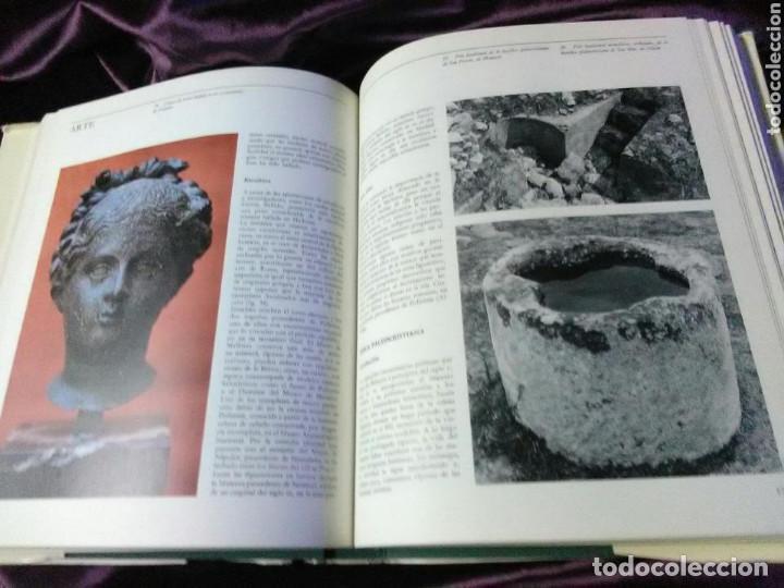 Libros de segunda mano: Baleares. Colección Tierras de España. Varios Autores. Noguer. 1974. - Foto 3 - 132946438