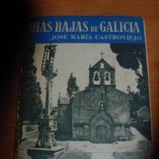 Libros de segunda mano: RIAS BAJAS DE GALICIA / GALICIA. Lote 132975394