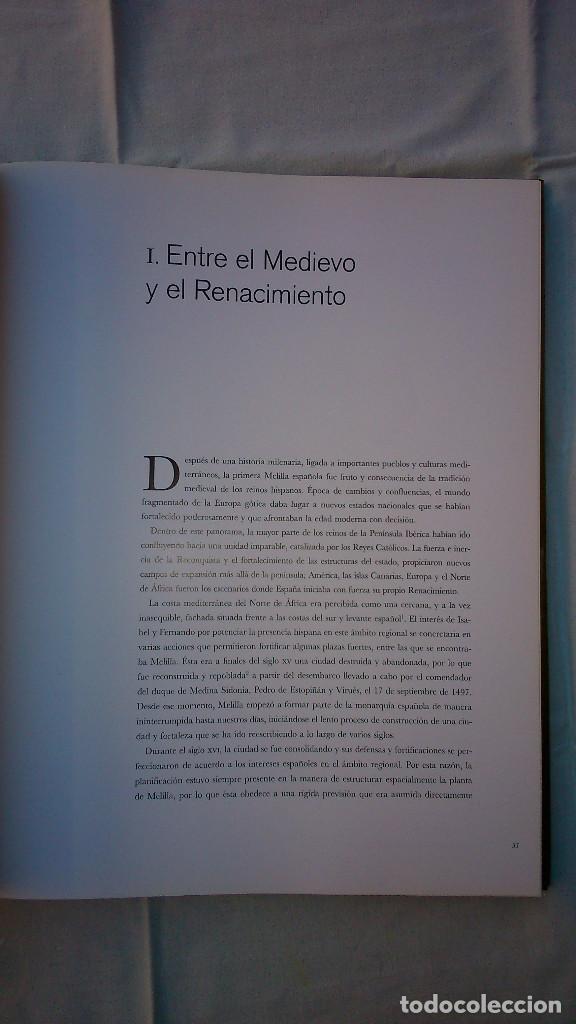 Libros de segunda mano: Cartografía histórica de Melilla. - Foto 4 - 133375690