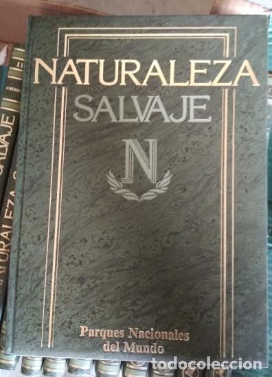 Libros de segunda mano: ENCICLOPEDIA DE 12 TOMOS, NATURALEZA SALVAJE, EDICIONES NAUTA 1991, LIBROS - Foto 2 - 133425794