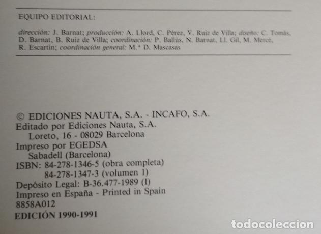 Libros de segunda mano: ENCICLOPEDIA DE 12 TOMOS, NATURALEZA SALVAJE, EDICIONES NAUTA 1991, LIBROS - Foto 3 - 133425794