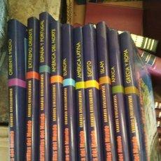 Libros de segunda mano: ENCICLOPEDIA DE 10 TOMOS, MARAVILLAS DEL MUNDO CULTURAL 2005, LIBROS. Lote 133426254