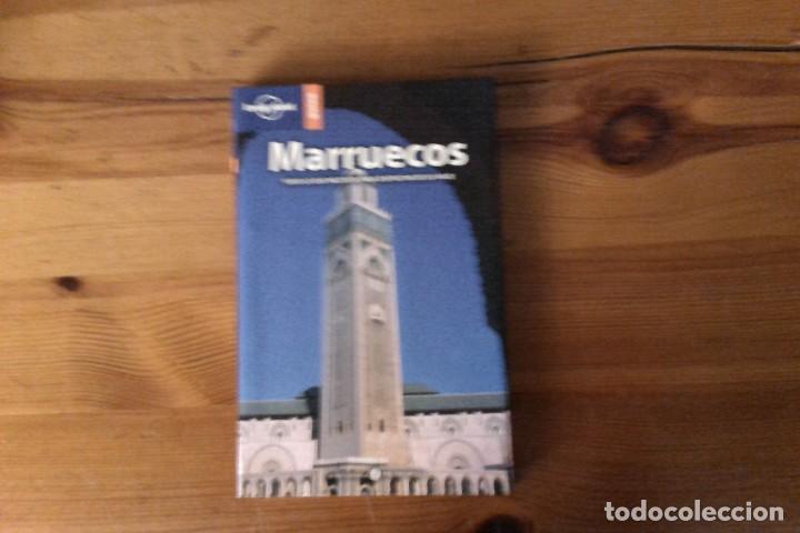 GUÍA LONELY PLANET MARRUECOS (Libros de Segunda Mano - Geografía y Viajes)