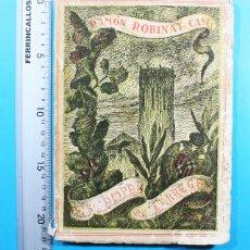Libros de segunda mano: ESTAMPAS DE TARREGA, RAMON ROBINAT CASES CON INICIALES DE JAIME MINGUELL 1948 108 PAGINAS, LLEIDA. Lote 133725894