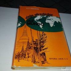Libros de segunda mano - Viaje alrededor del mundo - 133836831