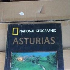 Libros de segunda mano: NATIONAL GEOGRAPHIC CONOCER ESPAÑA ASTURIAS (TODAVÍA CON PRECINTO). Lote 134062422