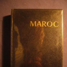 Libros de segunda mano: LES GUIDES BLEUS: - MAROC -. (HACHETTE, PARÍS, 1966). Lote 259963300
