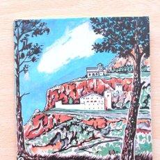 Libros de segunda mano: E.BUSQUETS - MONTGRONY, ENTRE LA HISTÒRIA I LA LLEGENDA. SANTUARI DE NOSTRA SENYORA DE MONTGRONY. Lote 135112866