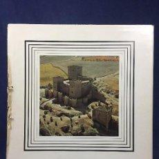 Libros de segunda mano: DESDE EL TECHO DE ESPAÑA FOTOGRAFIAS AEREAS MINISTERIO INFORMACIÓN TURISMO 1972. Lote 135293786
