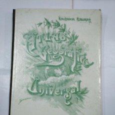 Libros de segunda mano - ATLAS DE GEOGRAFÍA UNIVERSAL - SALVADOR SALINAS BELLVER - AÑO 1966. 37 EDICION. TDK302 - 135845150