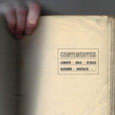 Libros de segunda mano: IZQUIERDO CROSELLES, CONTINENTES (TOMO I). Lote 136684518