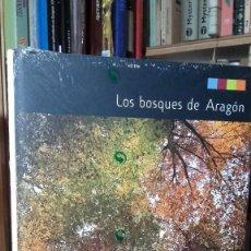 Livros em segunda mão: LOS BOSQUES DE ARAGON, (PRAMES / GOBIERNO DE ARAGON).. Lote 136755526