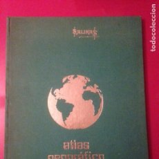 Libros de segunda mano: ATLAS GEOGRAFICO UNIVERSAL - SALINAS 1980. Lote 137253917