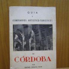 Libros de segunda mano: ANTIGUO CALLEJERO DE CORDOBA. Lote 137446482