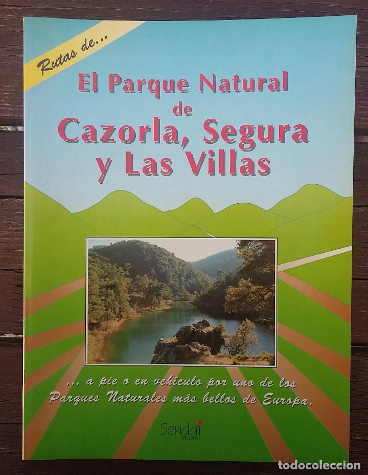 CAZORLA,,SEGURA Y LAS VILLAS (Libros de Segunda Mano - Geografía y Viajes)