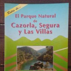 Libros de segunda mano: CAZORLA,,SEGURA Y LAS VILLAS. Lote 137615822