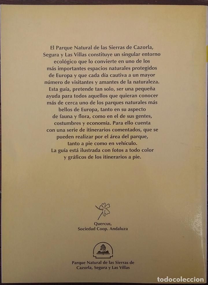 Libros de segunda mano: CAZORLA,,SEGURA Y LAS VILLAS - Foto 2 - 137615822