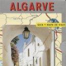 Libros de segunda mano: ALGARVE. PORTUGAL. GUÍA Y MAPA DE VIAJE. Lote 137825090