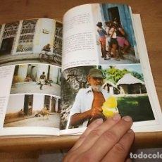 Libros de segunda mano: TOT CUBA AMB BICICLETA. GABRIEL PERNAU. EDICIONS LA CAMPANA. 1ª EDICIÓ 1999. EXCEL·LENT EXEMPLAR.. Lote 138069910