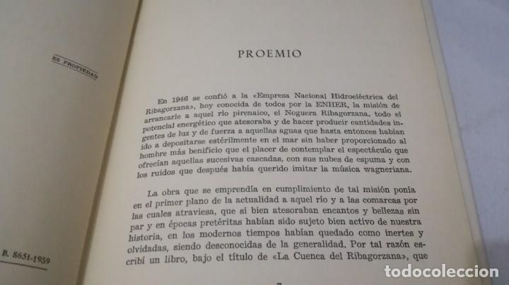Libros de segunda mano: MEQUINENZA Y SU CASTILLO-J VALLES Y PUJALS / ENHER 1959-TAPAS DURAS +CUBIERTA - Foto 7 - 138516434