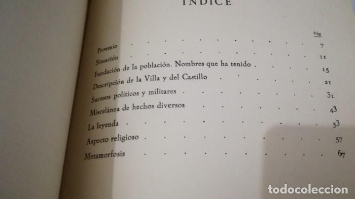 Libros de segunda mano: MEQUINENZA Y SU CASTILLO-J VALLES Y PUJALS / ENHER 1959-TAPAS DURAS +CUBIERTA - Foto 10 - 138516434