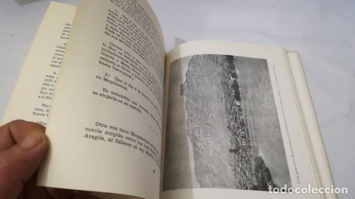 Libros de segunda mano: MEQUINENZA Y SU CASTILLO-J VALLES Y PUJALS / ENHER 1959-TAPAS DURAS +CUBIERTA - Foto 12 - 138516434