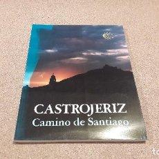 Libros de segunda mano: CASTROJERIZ....BURGOS....CAMINO DE SANTIAGO...1992..... Lote 138602182