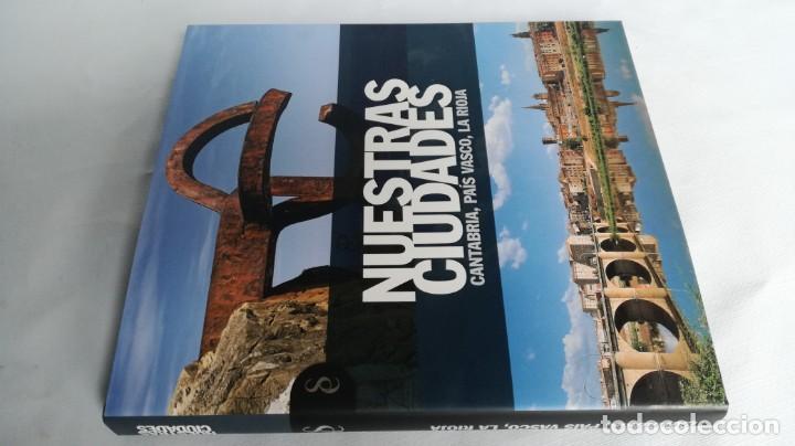 Libros de segunda mano: NUESTRAS CIUDADADES-12 TOMOS COMPLETA-SIGNO EDITORES-NUEVA LA MAYORÍA PRECINTADOS DE ORIGEN - Foto 4 - 138698098