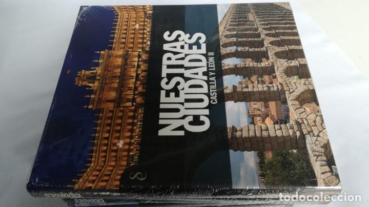 Libros de segunda mano: NUESTRAS CIUDADADES-12 TOMOS COMPLETA-SIGNO EDITORES-NUEVA LA MAYORÍA PRECINTADOS DE ORIGEN - Foto 10 - 138698098