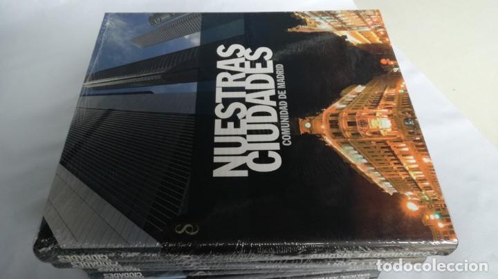 Libros de segunda mano: NUESTRAS CIUDADADES-12 TOMOS COMPLETA-SIGNO EDITORES-NUEVA LA MAYORÍA PRECINTADOS DE ORIGEN - Foto 11 - 138698098