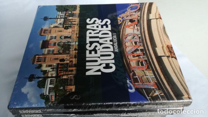 Libros de segunda mano: NUESTRAS CIUDADADES-12 TOMOS COMPLETA-SIGNO EDITORES-NUEVA LA MAYORÍA PRECINTADOS DE ORIGEN - Foto 13 - 138698098