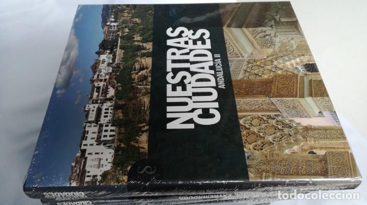 Libros de segunda mano: NUESTRAS CIUDADADES-12 TOMOS COMPLETA-SIGNO EDITORES-NUEVA LA MAYORÍA PRECINTADOS DE ORIGEN - Foto 14 - 138698098