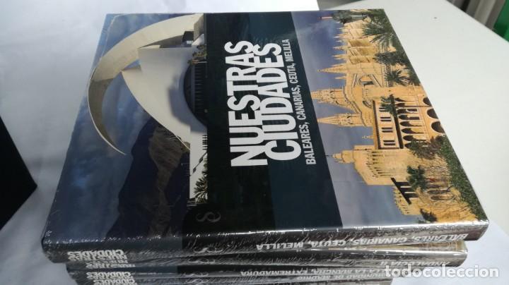 Libros de segunda mano: NUESTRAS CIUDADADES-12 TOMOS COMPLETA-SIGNO EDITORES-NUEVA LA MAYORÍA PRECINTADOS DE ORIGEN - Foto 15 - 138698098