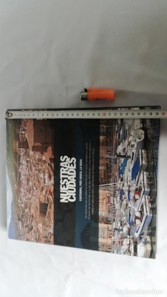 Libros de segunda mano: NUESTRAS CIUDADADES-12 TOMOS COMPLETA-SIGNO EDITORES-NUEVA LA MAYORÍA PRECINTADOS DE ORIGEN - Foto 37 - 138698098