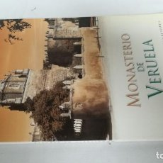 Libros de segunda mano: REAL MONASTERIO CISTERCIENSE SANTA MARIA DE VERUELA/ DPZ-ZARAGOZA-ARAGON. Lote 138770314