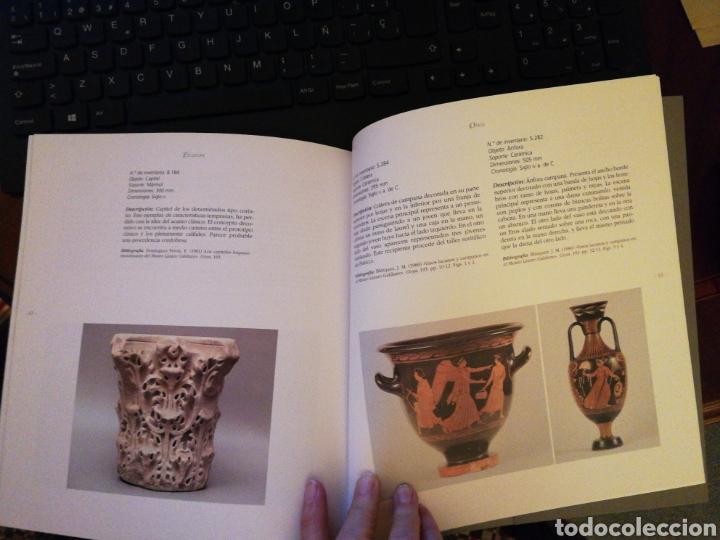 Libros de segunda mano: Arqueología en la Colección Lázaro Galdiano Fundación Santillana, Santillana del Mar 1999 - Foto 2 - 138980586