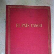 Libros de segunda mano: GUIAS DE ESPAÑA. PAÍS VASCO.. Lote 138989950