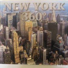 Libros de segunda mano: NEW YORK 360 º GRADOS - 2003 - FANTASTICOS DESPLEGABLES - INGLES - DESCATALOGADO. Lote 139171734