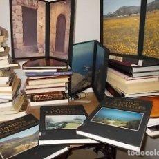 Libros de segunda mano: CAMINS I PAISATGES. ITINERARIS CULTURALS PER L'ILLA DE MALLORCA . 6 TOMS ( COMPLETA). GASPAR VALERO. Lote 241068395